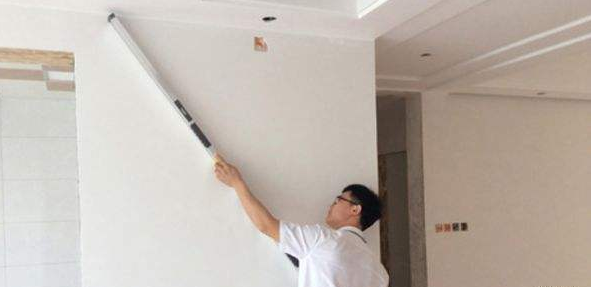 墙面装修验收