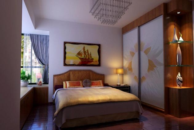 卧室设计新境界 用什么装点你的梦?