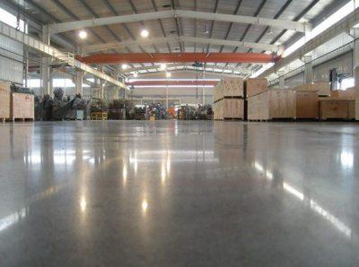 厂房工厂装修设计之物流仓库