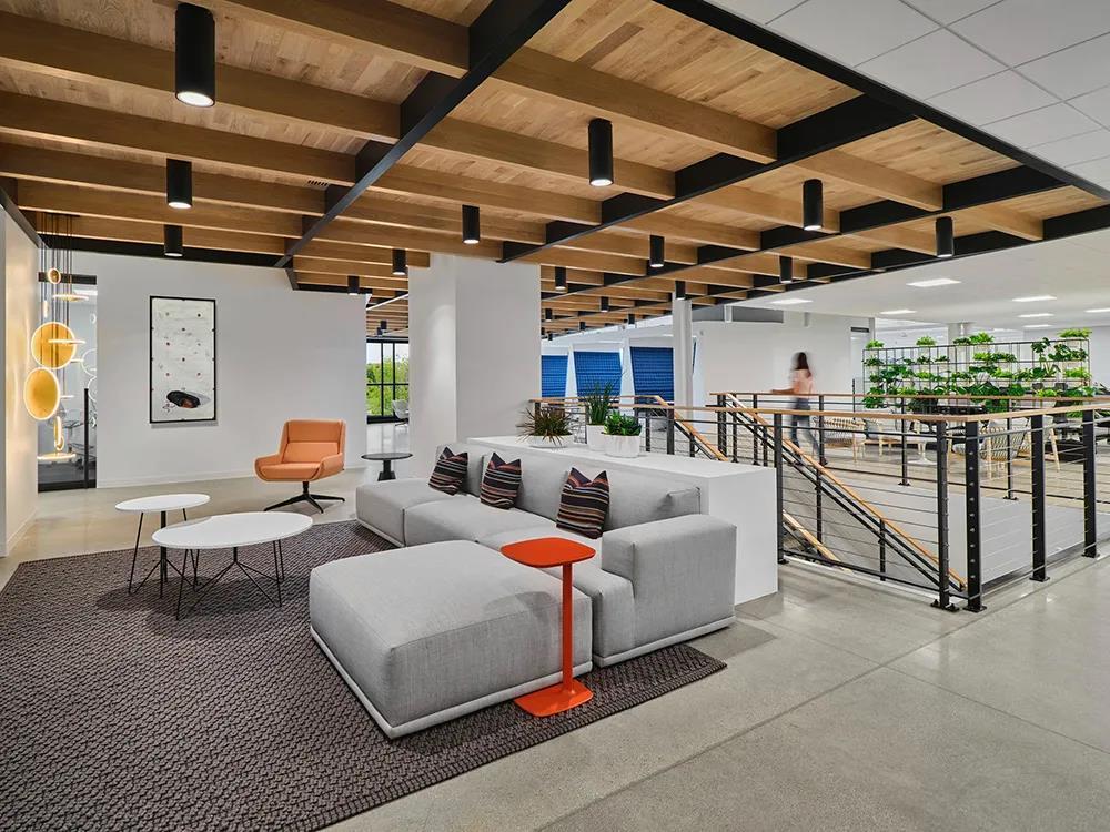 办公室装修设计协作和创新的演变