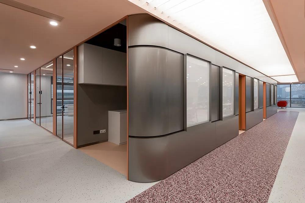 2022年办公室装修设计是未来科技驱动式办公